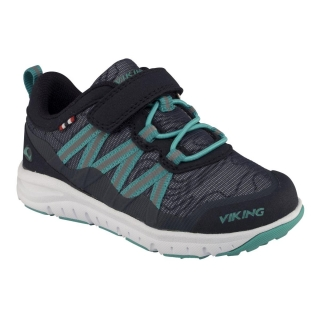 VIKING HOLMEN 3-47630-504 Navy/Green