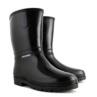 GUMÁKY DEMAR RAINNY BLACK 0052 juniorské